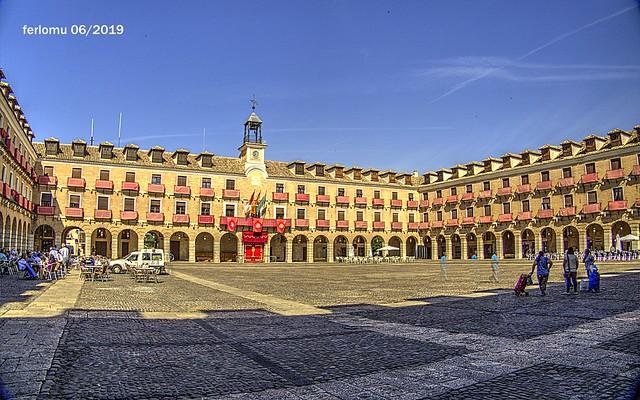 Ocaña (Toledo) 20190622 01 Plaza Mayor