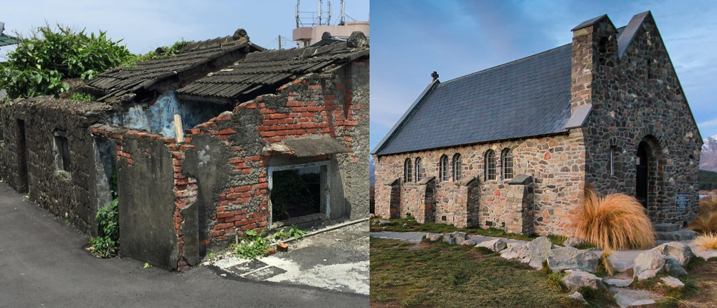 圖2_未來的景觀規劃將保有石頭屋原始風貌,並透過建築設計師巧手規劃,展現古今融合的新風貌。
