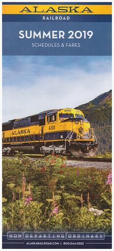 Alaska Summer Cover