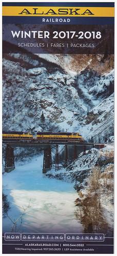 Alaska RR Winter Cover