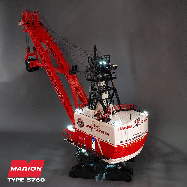 Marion 5760 The Mountaineer