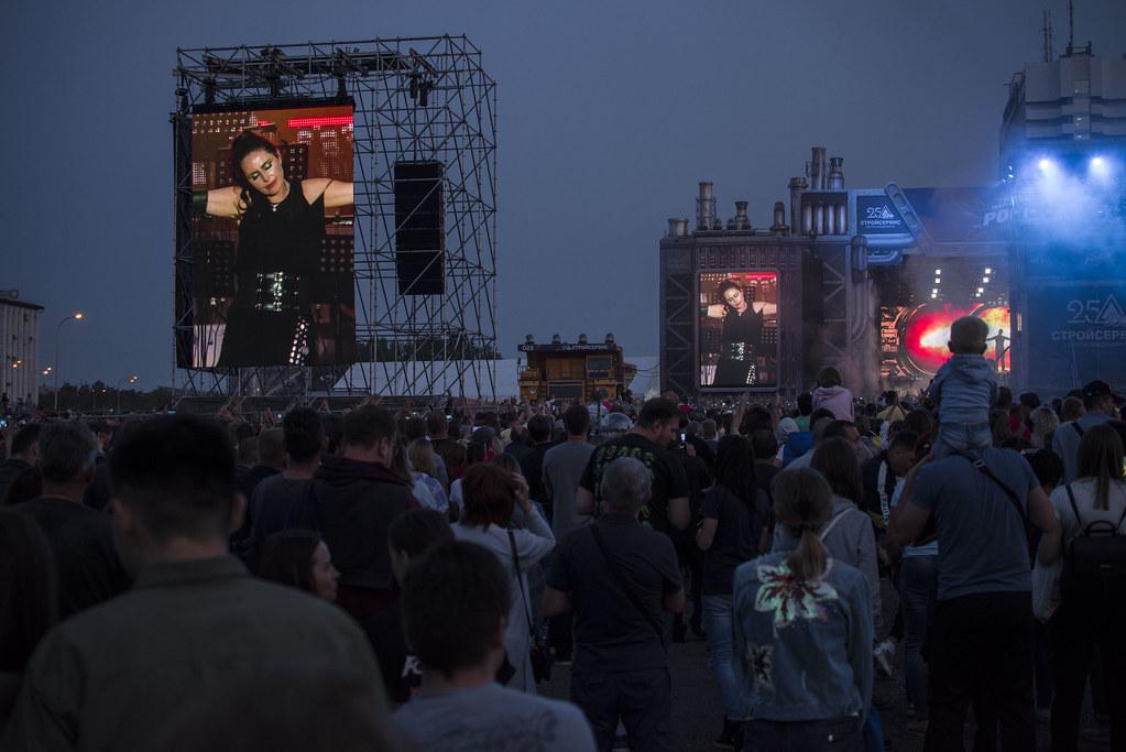 Герои мирового рока в Кемерово