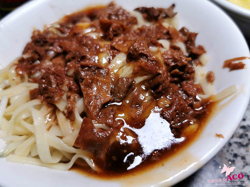 台東美食 蘇天助素食麵17