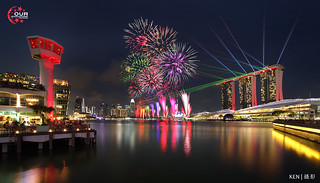 NDP 2019 Preview 1 Fireworks | by Ken Goh thanks for 3 Million views