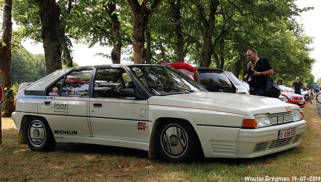 Citroën BX 4TC 1986