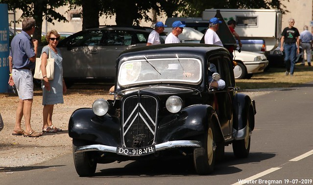 Citroën Traction Avant 11 BL 1940