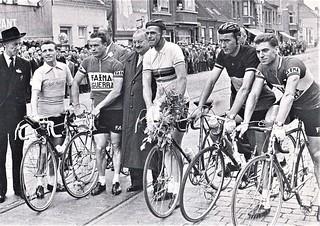 1956 Belgian champs