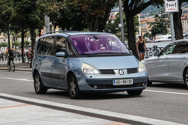 Slovenia (Nova Gorica) - Renault Espace