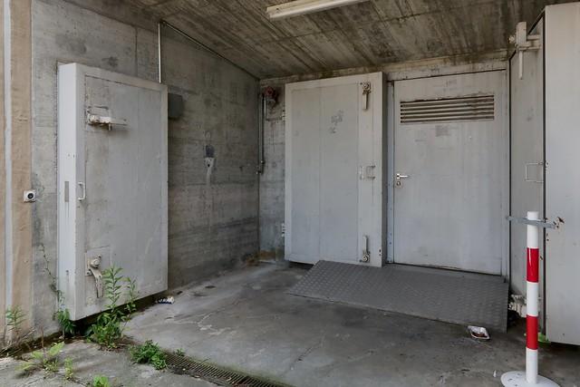 Sargans SBB - BSO Bunker