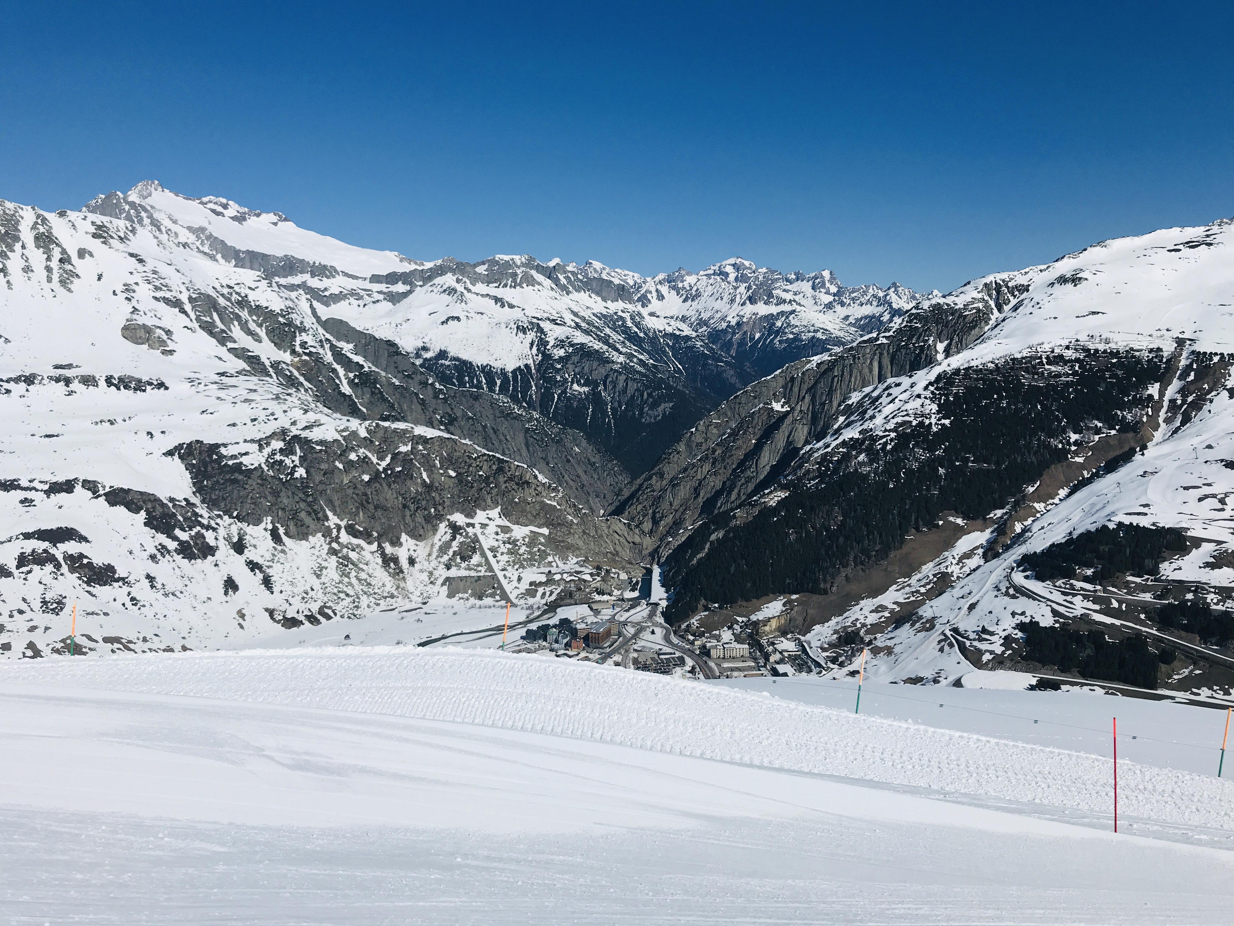 2019.03.30 - Clubrennen (alpin) - Gurschenalp