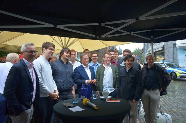 Sommerfest 2019 der FDP Aachen-Stadt und Aachen-Land