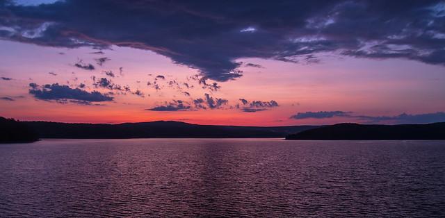 Reservoir Sunset  *Explore*