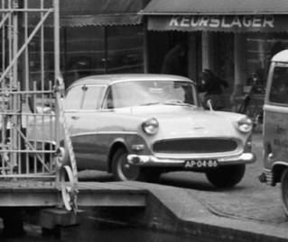 AP-04-86 Opel Rekord P1 1959