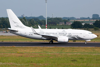 Jet Aviation - Boeing 737-7HE(BBJ) - 9H-MBJ