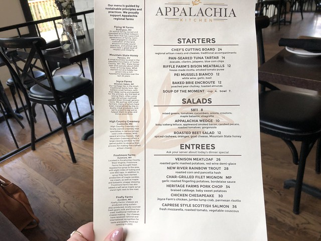 Appalachia Kitchen