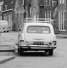 TN-62-44 Opel Rekord P2 Lieferwagen 1962