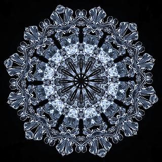 Snowflake Kaleidoscope