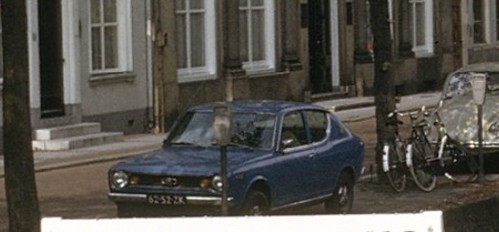 62-52-ZK Datsun 100A Cherry E10 1973