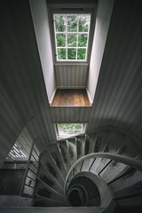 lost mansion stairs