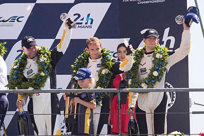 Jordan Taylor's 24 Hours of Le Mans Race