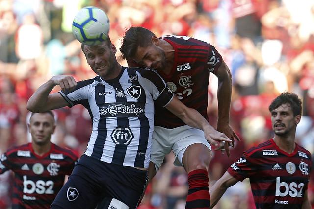 Flamengo x Botafogo - 28/07/2019