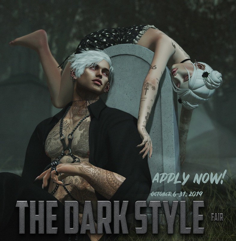 The Dark Style Fair - Apps Open!