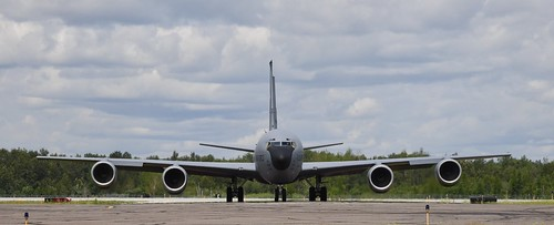 USAF (Boeing) KC-135 STRATOTANKER, 2019 Duluth Mn (DLH) 2019 Airshow