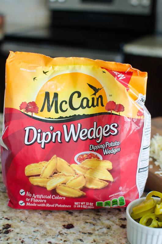 McCain Dip'n Wedges