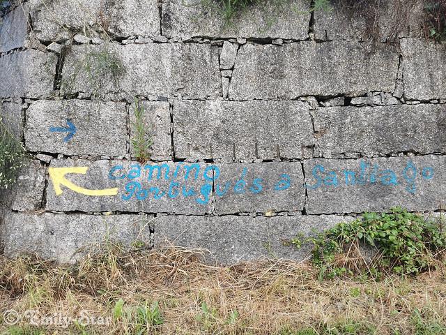 Camino Portugues - Tag 12-101516