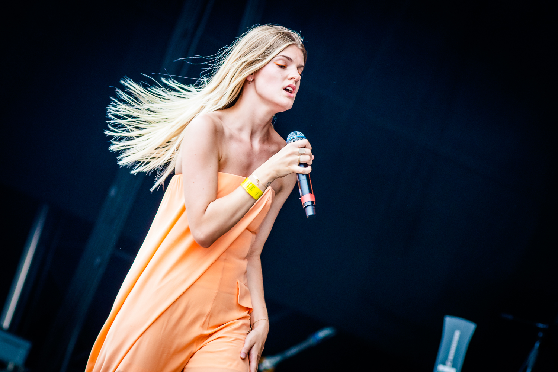 Emma Bale @ Suikerrock 2019 (© Timmy Haubrechts)