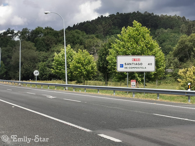 Camino Portugues - Tag 12-150819