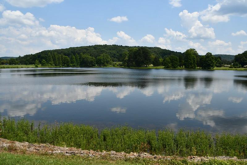 Lake Nevin, Bernheim Forest