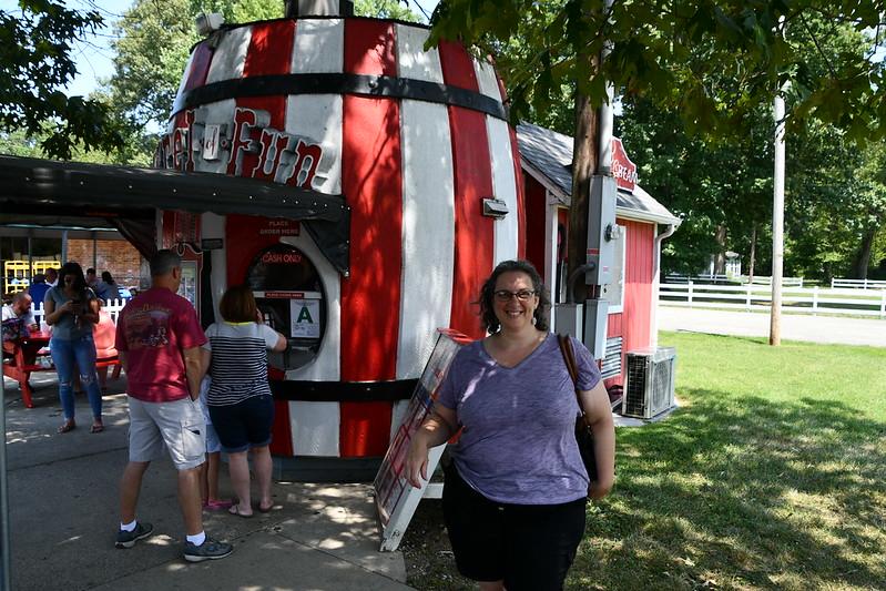 Barrel of Fun Ice Cream, Louisville, KY