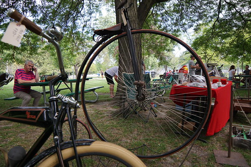 #OldStyle Bicycles - Flickr Friday