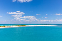 Beautiful Blues of Dry Tortugas