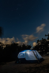 Camping in Dry Tortugas National Park