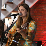 Fri, 26/07/2019 - 5:34pm - Erin Rae - Museum stage showcase with WFUV's Rita Houston, Friday 7/26/19. Photo by Laura Fedele