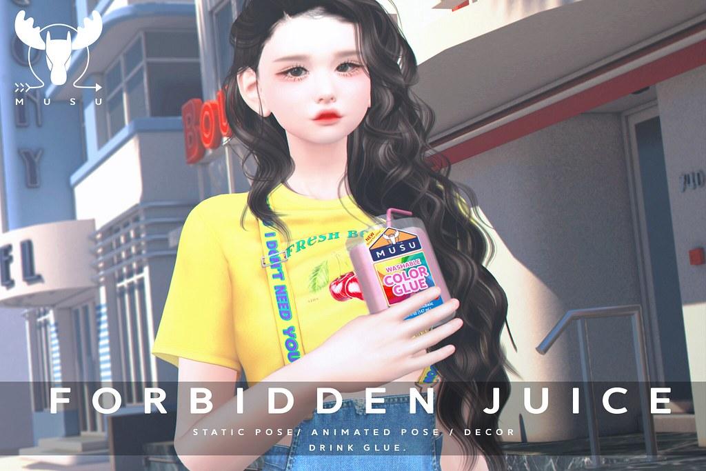 -MUSU- Forbidden Juice - TeleportHub.com Live!