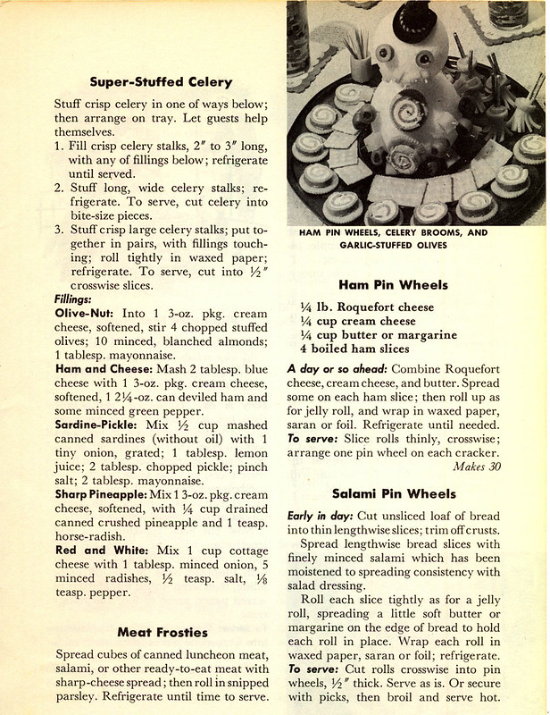 Good Housekeeping's Appetizer Book 1958