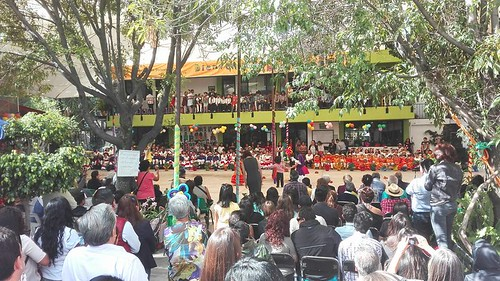 Festival en el Centro Freinet Prometeo