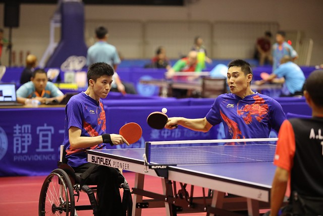 Day 5 - 2019 Asian Para Table Tennis Championships