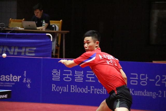 Day 3 - Seamaster 2019 ITTF Challenge Plus Pyongyang Open