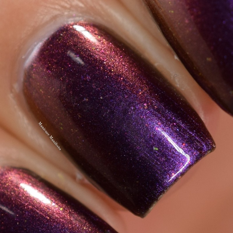 Paint It Pretty Polish You Gotta Put Your Behind In The Past swatch