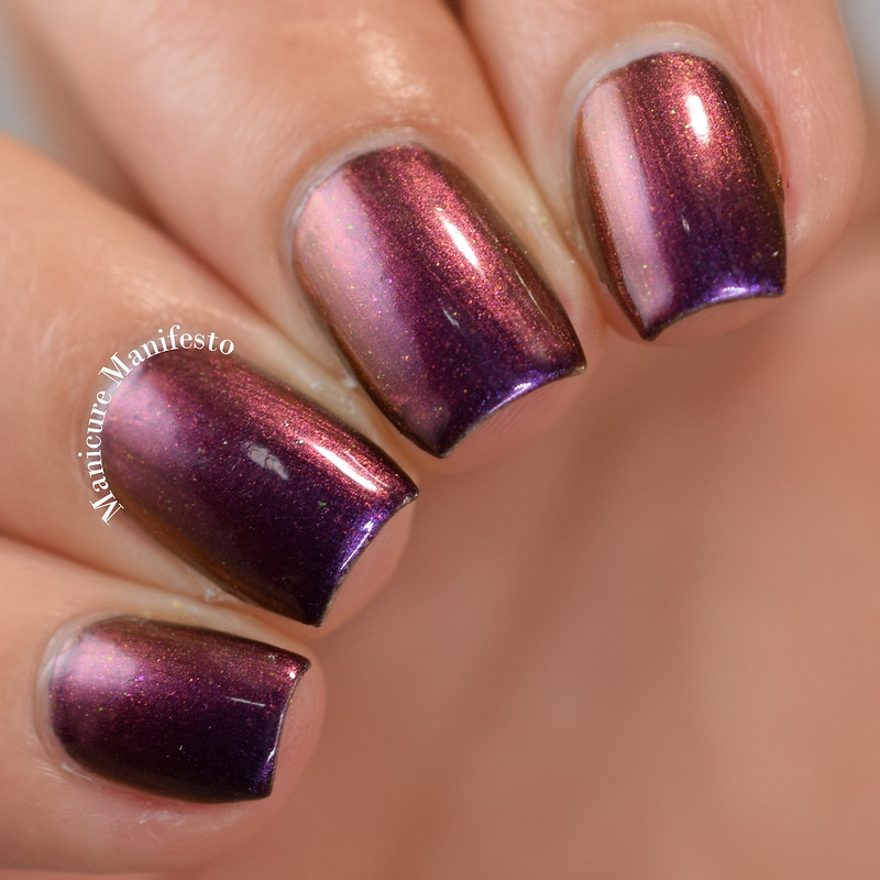 Paint It Pretty Polish You Gotta Put Your Behind In The Past review