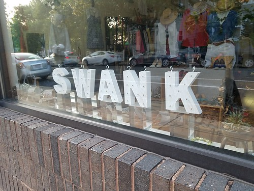 7-26-2019: Swank with a K. Somerville, MA