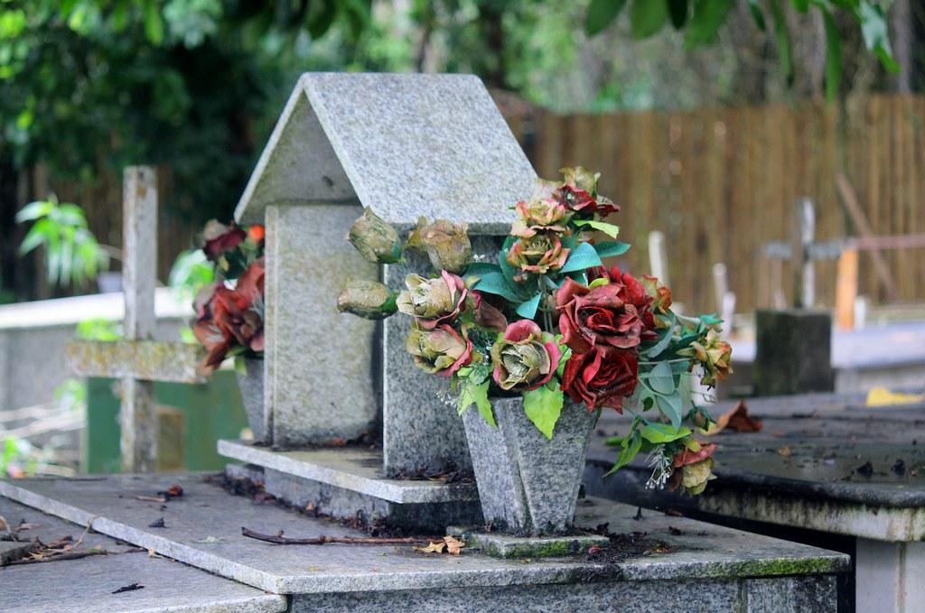 Cemitério em Trancoso