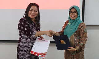 ICRS and IAKN Manado Signed MoU Focus on Education, Research and Community Service