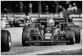Andretti's Lotus 77 - Explored 07-30-2019