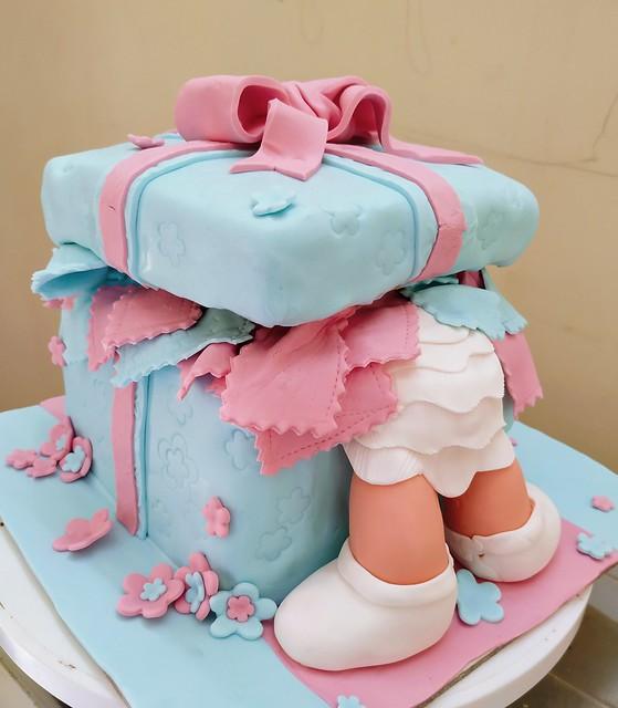 Cake by Lavanya Thiyagu