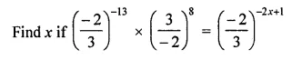 ML Aggarwal Maths for Class 8 Solutions Book Pdf Chapter 2 Exponents and Powers Ex 2.1 Q13